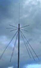 MFJ-1868 HF+VHF+UHF DISCONE ANTENNA 25-1300 MHz SO-239 + fast delivery! MFJ1868