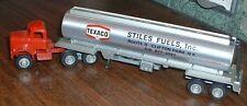 Stiles Fuels Texaco Gasoline '76 Tanker Clifton Park, NY no stk Winross Truck