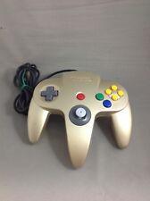 40118 Gold Controller Nintendo 64 Japan