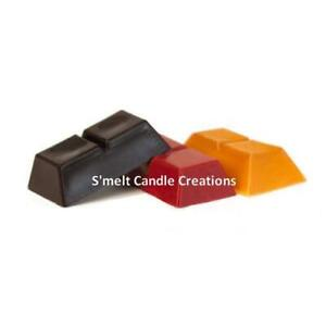 Dye Blocks 1 will colour 3kg +  Soy Palm Wax - Candle making supplies 27 COLOURS
