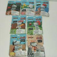 Banbao PEANUTS Mini Figures Building Kits ~ Snoopy & Woodstock - 7 kits new