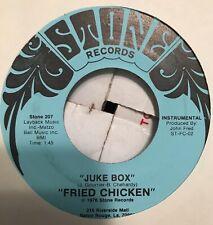 Funky DJ by Fried Chicken FUNK 45 NM vinyl Stone Label John Fred