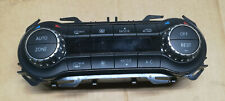 MERCEDES GLA X156 A CLASS W176 AIR CON HEATER CONTROL PANEL A2469002408