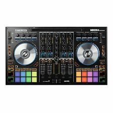 RELOOP MIXON 4 - 4-CH. HIGH PERFORMANCE HYBRID DJ CONTROLLER / Authorized Dealer