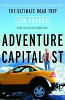 NEW Adventure Capitalist By Jim Rogers Paperback Free Shipping