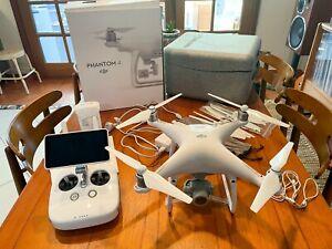 DJI Phantom 4 Pro+ V2.0 Drone full kit (brand new drone replaced under warranty)