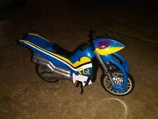Vintage Bandai Saban Kamen Rider Blue Combat Chopper 1995 Toy USED