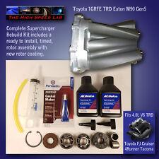 05 15 Tacoma Fjcruiser Supercharger Rebuild Kit Toyota Trd 40l1grfe Eaton M90g5