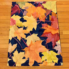 Autumn Leaves Fall Colors Wall Hanging ~ Artist, Martha Collins
