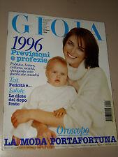 GIOIA 1996/1=JENNIFER BEALS=MARIO MONICELLI=ANDREA OCCHIPINTI=ISABEL RUSSINOVA=