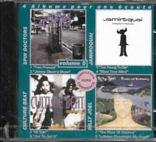 CD 8T COLLECTOR BILLY JOEL/CULTURE BEAT/JAMIROQUAI/SPIN DOCTOR 1993 NEUF SCELLE