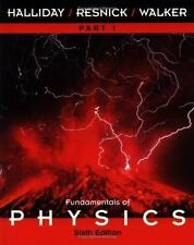 Fundamentals of Physics, Part 1, Chapters 1 - 12 by Resnick, Robert, Halliday, D