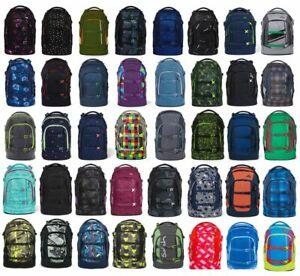 Satch Pack Schulrucksack verschiedene Motive/Farben 2021