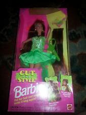 1994 CUT AND STYLE BARBIE NEW IN BOX