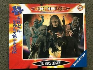 Ravensburger BBC Doctor Who 100 Piece Jigsaw Puzzle  complete