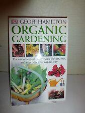 Organic Gardening by Geoff Hamilton (2004, Paperback) DK Publishing B154