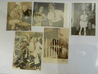 Foto Original Wallace Bierige En Famille Portraits Promi Schauspieler Komiker