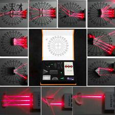 Physical Science Optical Experiment Box Triangular Prism Convex Lens Optics Set