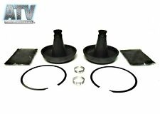 Pair of Rear Inner CV Boot Kits for Polaris Outlaw 525 IRS 2x4 2007-2011