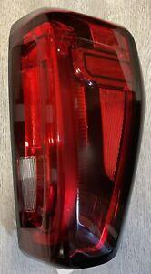 2019 2020 2021 GMC Sierra 1500, Denali Right LED Tail Light OEM 84565922