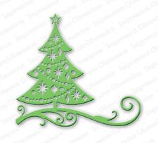 Découpe Sapin de Noël Die-Impression Obsession (111u) Convient pour la Plupart