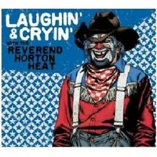 Reverend Horton Heat - Laughin' And Cryin' With The RHH CD COUNTRY ROCK NEW+