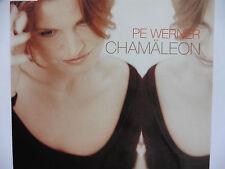 "Pe Werner   Chamäleon   2001   5"" Promo Maxi - CD   2 Tracks   super rar!!!"