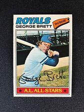 1977 Topps George Brett #580 NM Kansas City Royals *49