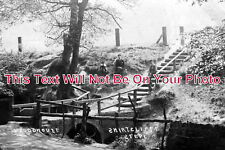 YO 1011 - Shirecliffe Steps, Woodhouse, Sheffield, Yorkshire - 6x4 Photo
