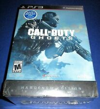 Call of Duty: Ghosts -- Hardened Edition Sony PlayStation 3 *Sealed-Free Ship!