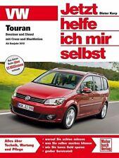 Alte Reparaturanleitungen Serviceanleitungen & Touran als gebundene Ausgabe