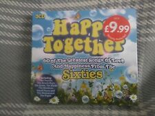 Happy Together Cd - songs from the 60s 3xCds New various artists Free UK postage