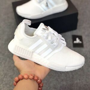 Adidas Originals NMD R1 (Women's Size 9) Athletic Running Sneaker Boost Shoe
