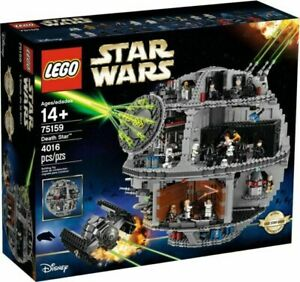 LEGO Star Wars Death Star 2016 (75159) Includes Box And Instruction Manual