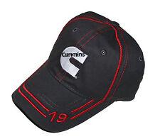 Cummins Diesel Engines 19 Visor Charcoal Grey Cap/Hat