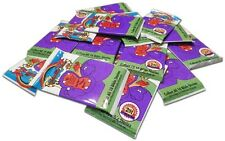 Beginners Bible Trading Card 1995 Unopened Pack Lot 50 Count Lot