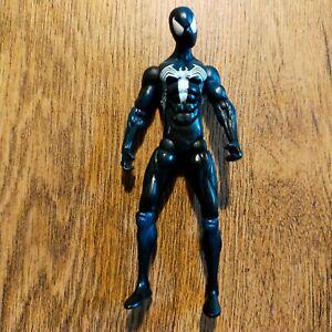 """Marvel Figure 3.75"""" Spiderman Black Symbiote Costume Figure 2009"""