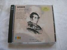 AURA MUSIC LRC 1121 WEBER Euryanthe 2CD