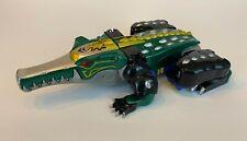 Power Rangers Alligator Wild Force GAO Megazord Predazord 2001 Bandai Toy
