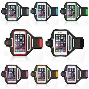 Outdoor Sports High Quality Lycra Armband Strap Universal Mobile Smartphones