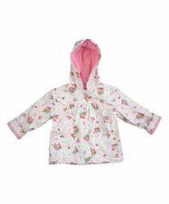 POWELL CRAFT OWL AND PUSSYCAT PRINT Raincoat Shower Mac Age 1-2 Years