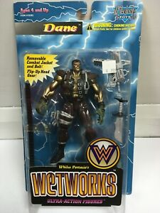 DANE Whilce Portacios WETWORKS McFarlane Toys Ultra Action Figures BNIB #12101