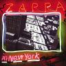 Frank Zappa IN NEW YORK Live Album 180g GATEFOLD Pallas NEW SEALED VINYL 3 LP