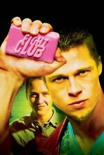 Fight Club Movie Poster  Soap Art Large 24inx36in