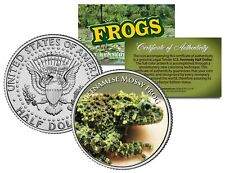 VIETNAMESE MOSSY FROG Frog Collection JFK Kennedy Half Dollar US Coin