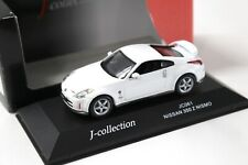 1:43 J-Collection Nissan 350Z Nismo white NEW bei PREMIUM-MODELCARS