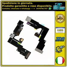 FOTOCAMERA FRONTALE IPHONE 6S PLUS ANTERIORE FLAT FLEX SENSORE PROSSIMITA APPLE