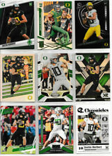 JUSTIN HERBERT 2020 PANINI CHRONICLES 9-CARD RC LOT SPECTRA CHARGERS DUCKS MH