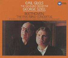 Emil Gilels - Beethoven: Piano Concertos 1-5 (NEW 3CD)