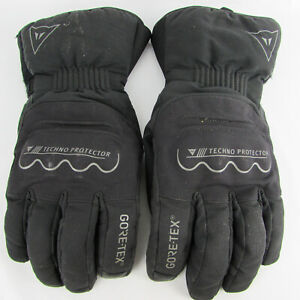 Dainese Freeland GTX Goretex Motorcyle Gloves Size 8.5 / Medium